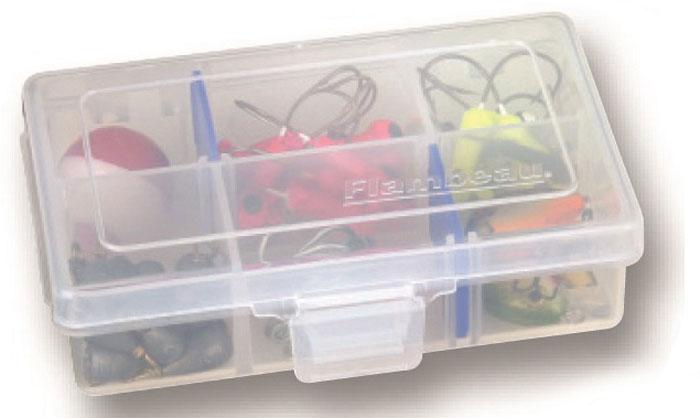 Коробка рыболовная Flambeau Tuff Tainer Zerust, 12,1 х 8,3 х 3,5 см