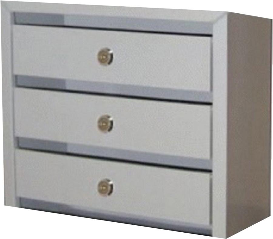 Ящик почтовый Сотня, 3 секции, с замком, 30 х 35 х 20 см ящик почтовый пакс пм 5