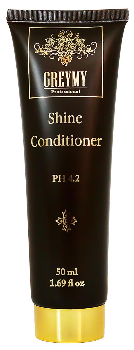 Greymy Shine Conditioner Кондиционер для блеска волос, 50 мл цена 2017