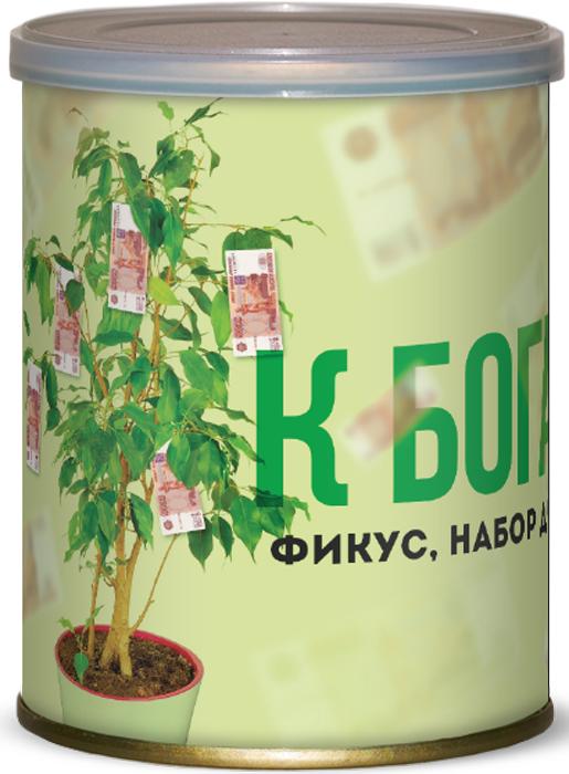 """Фикус """"Bontiland""""прорастёт у вас дома за 20-90 днейпри температуре 10-25 градусови освещённости непрямыми солнечными лучами >50%.Инструкция:1. Потяните верхнее кольцо и откройте банку.2. Посейте семена на глубину 0,5-0,7 см.3. Равномерно полейте водой 100-150 мл.4. Снимите наклейку со дна банки, чтобы дать стечь лишней воде.5. Поставьте банку в теплое, хорошо освещенное место.Регулярно увлажняйте субстрат по мере его высыхания.Не допускайте пересыхания или переувлажнения субстрата!Высота банки: 9,8 см.Диаметр: 7,8 см.Вес: 130 г.Состав: семена фикуса, универсальный грунт."""