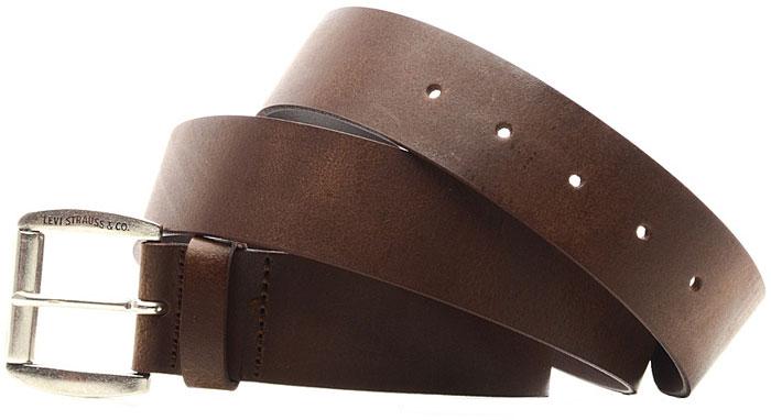 Ремень мужской Levis®, цвет: темно-коричневый. 3801600040. Размер 100