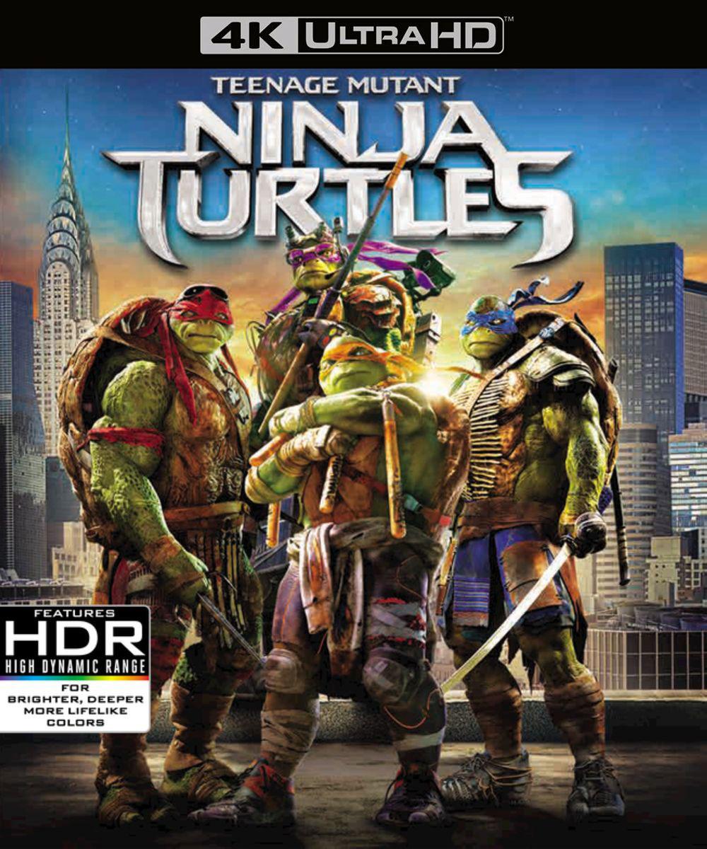Summary -> Teenage Mutant Ninja Turtles 4k Bluray