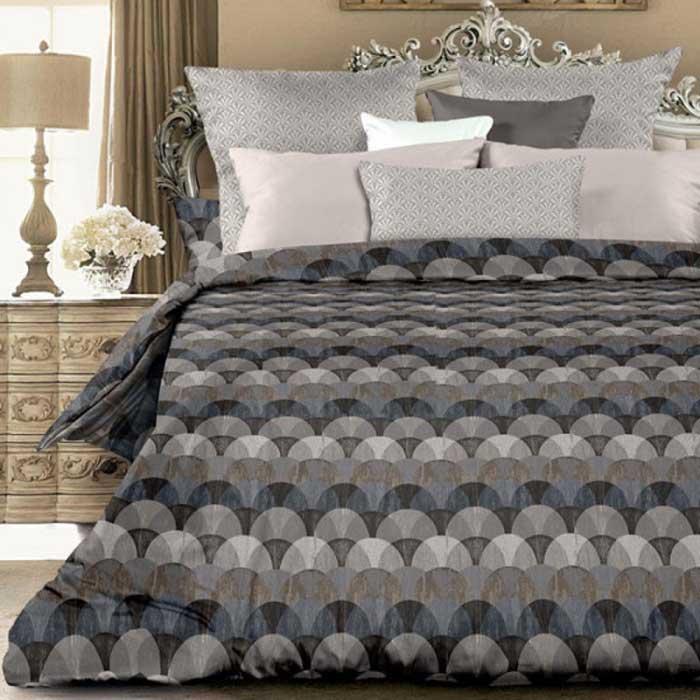 Комплект белья Унисон Джентл, 2-спальный, наволочки 70х70