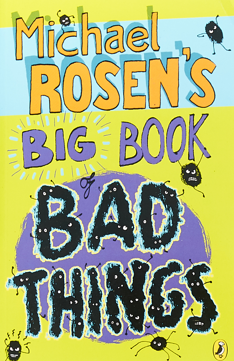 Michael Rosen's Big Book of Bad Things big book of stars