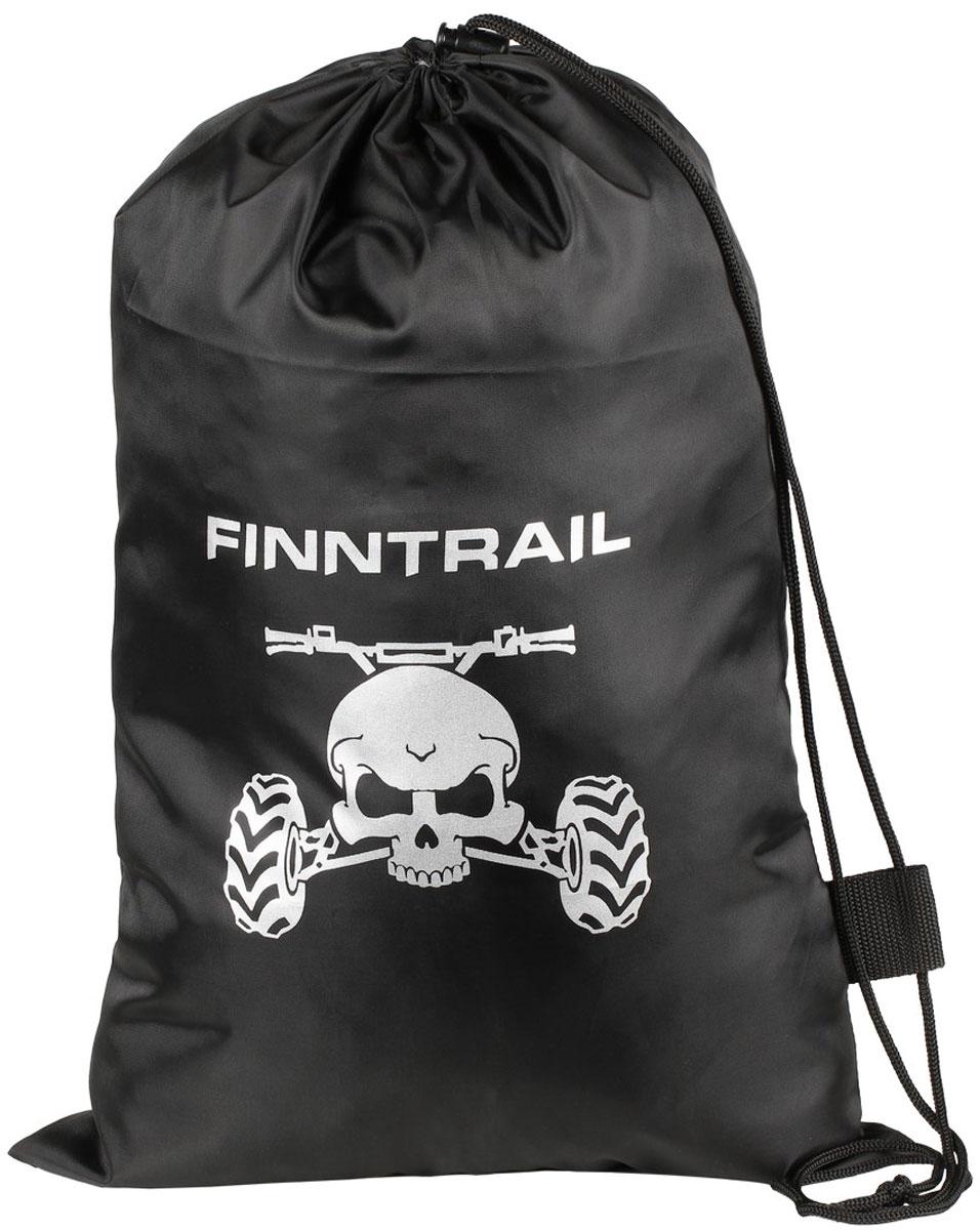Ботинки для рыбалки Finntrail Runner, цвет:  серый, черный, красный.  5221.  Размер 43 Finntrail