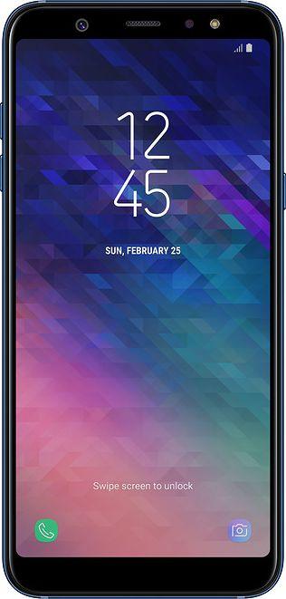 Samsung Galaxy A6+ (SM-A605F), BlueSM-A605FZBNSERСмартфон Samsung Galaxy A6+ обладает диагональю экрана в 6 дюймов. Он оснащен классическим корпусом из стекла и металла. Модель базируется на 8-ми ядерном процессоре с частотой работы 1.8 ГГц. В качестве операционной системы используется традиционный Android.Благодаря разрешению экрана в 2220x1080 изображение на дисплее имеет великолепное качество. Объем оперативной памяти устройства достигает показателя в 3 ГБ, а объем встроенной памяти - 32 ГБ. Дополняет функционал устройства потрясающая камера на 16 Мп с опцией автофокусировки. Автофокусировка и встроенная светодиодная вспышка Samsung SM-A605F Galaxy A6+ также способствуют высокому качеству фотоснимков.Телефон сертифицирован EAC и имеет русифицированный интерфейс меню и Руководство пользователя.
