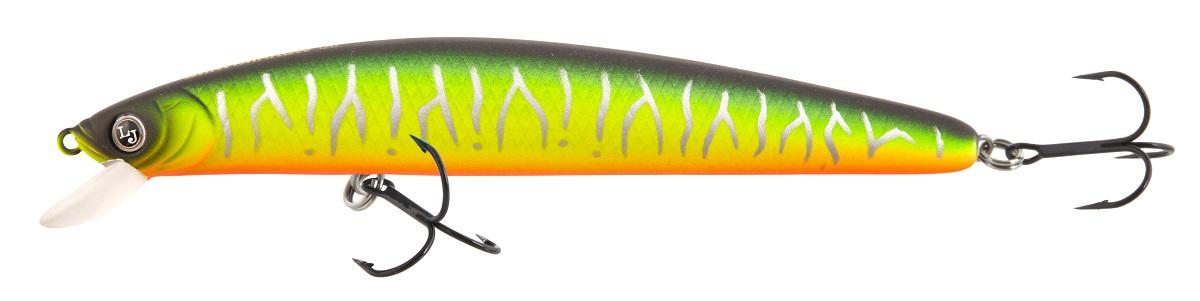 Воблер LJ Eco Slim Minnow, плавающий, длина 12 см. LJE06120-E356