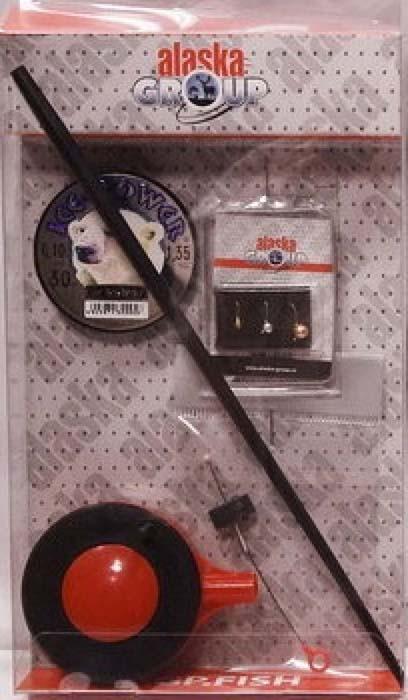 Набор мормышечника Аляска, 10 предметов. УТ000027606