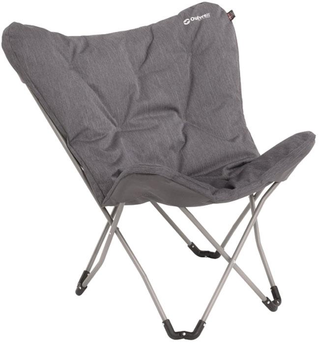 Удобное кресло со стальным каркасом и мягкой двухцветной обивкой. В комплекте - съемный чехол и сумка для транспортировки.Устанавливается и складывается за секунды.Сборка не требуется.Прочный стальной каркас.Сетчатый карман на спинке.Мягкое сиденье и спинка.Для установки закрепите сиденье на каркасе.Сиденье усилено по углам для долговечности.Сумка для хранения и перевозки.