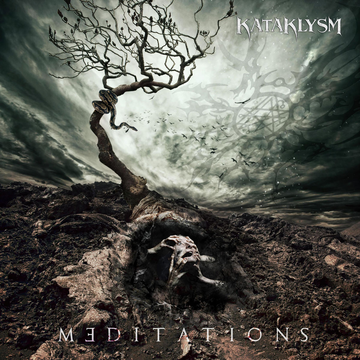 Kataklysm Kataklysm. Meditations (CD+DVD) shadows on the mountain