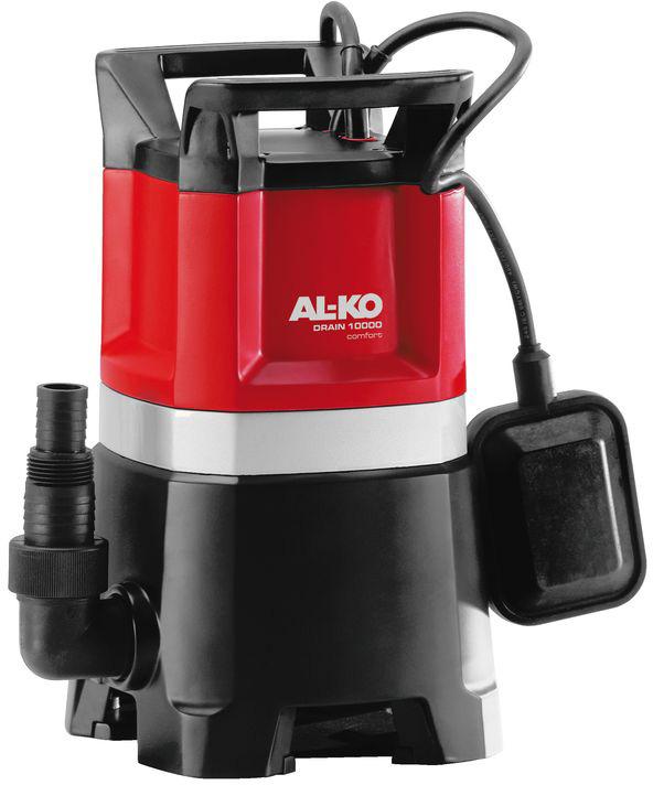 Насос погружной AL-KO Drain 10000 Comfort, для грязной воды насос погружной al ko drain 10000 comfort
