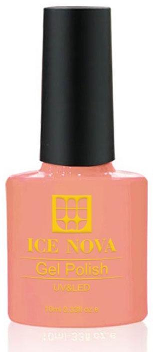Ice Nova Гель-лак для ногтей, тон № 026, 10 мл6922619840256Трехфазный гель-лак для ногтей ICE NOVA легко наносится, мгновенно застывает, не причиняет вреда здоровью ногтя, обладает повышенной износостойкостью и прочностью поэтому держится длительное время, имеет эффектный блеск, укрепляет ногтевую пластину, быстро удаляется с ногтя специальными средствами.