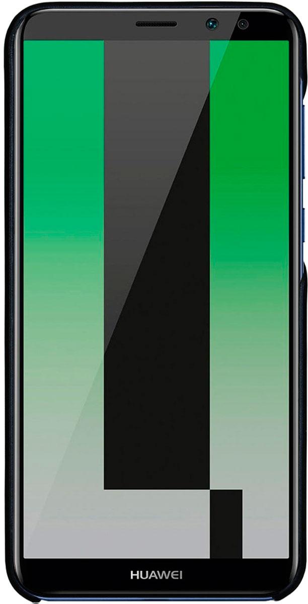 G-Case Slim Premium чехол для Huawei Mate 10 Lite/Nova 2i, Black skinbox slim silicone чехол для huawei nova plus clear