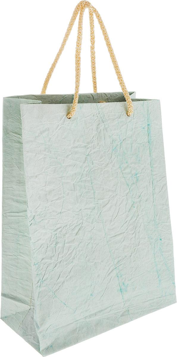 Пакет подарочный Дизайнерский, 28 х 17 х 7 см. 2728081 цвет: мятный пакет подарочный сирень цвет синий 22 х 22 х 9 см 2478276