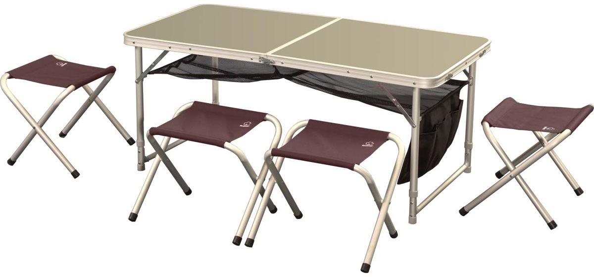 Набор складной мебели Greenell FTFS-1, 5 предметов