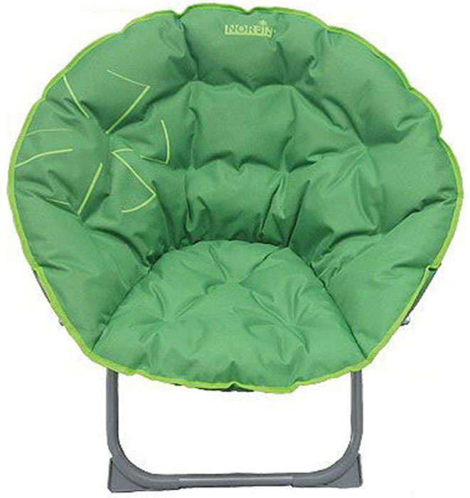 Кресло складное Norfin Svelvik NF, цвет: салатовый, 85 см х 38 см х 74 см кресло складное canadian camper cc 152 67 см х 63 см х 109 см