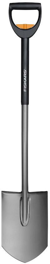 """Лопата садовая штыковая Fiskars """"SmartFit"""", телескопическая, 105-125 см"""