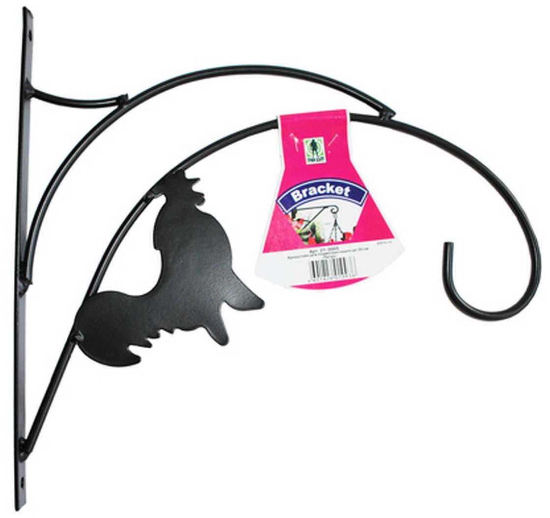 Кронштейн декоративный Грин Бэлт Петух, для подвесных кашпо