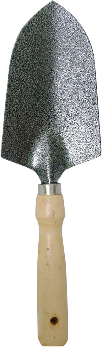 Совок большой Грин Бэлт, с деревянной ручкой совок садовый грин бэлт из нержавеющей стали 06 015