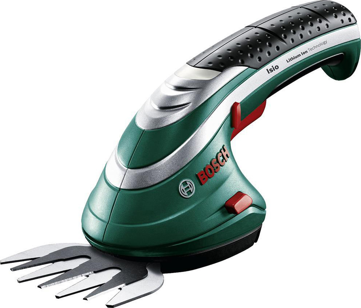 Аккумуляторные ножницы для травы Bosch ISIO 3+ чехол 0600833102 аккумуляторные ножницы для травы bosch isio 3 чехол 0600833100