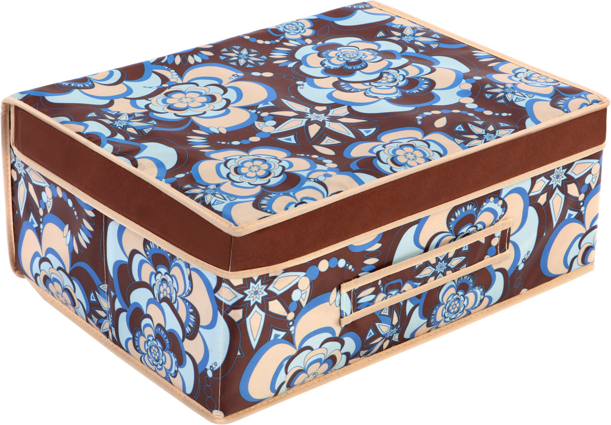 Кофр для хранения вещей Cofret Прованс, 45 х 35 х 20 см cofret кофр для хранения классик цвет черный 30х35х45 см