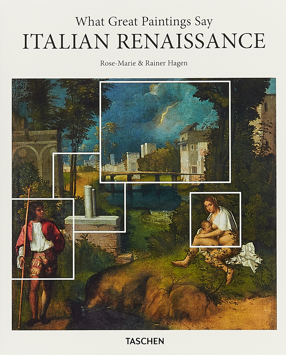 What Great Paintings Say: Italian Renaissance (Basic Art Series) HC bamboos patterned wall art unframed canvas paintings