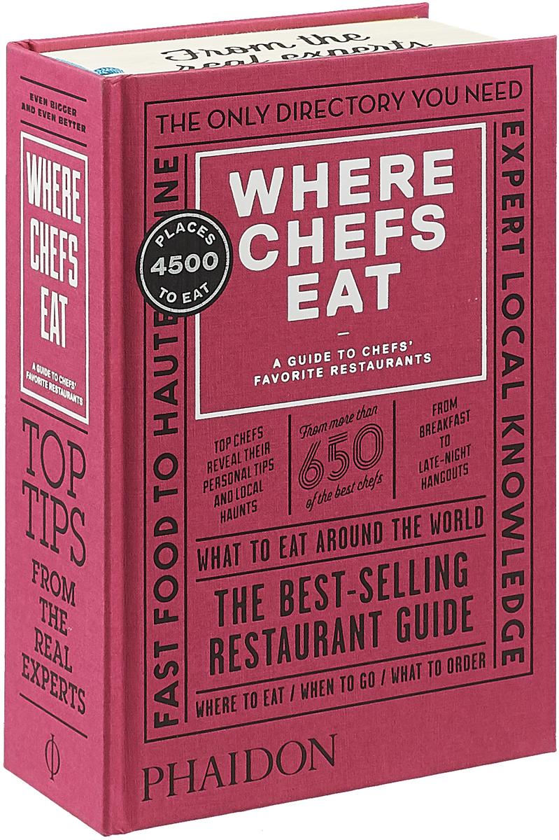 Where Chefs Eat by Joe Warwick dionne warwick london