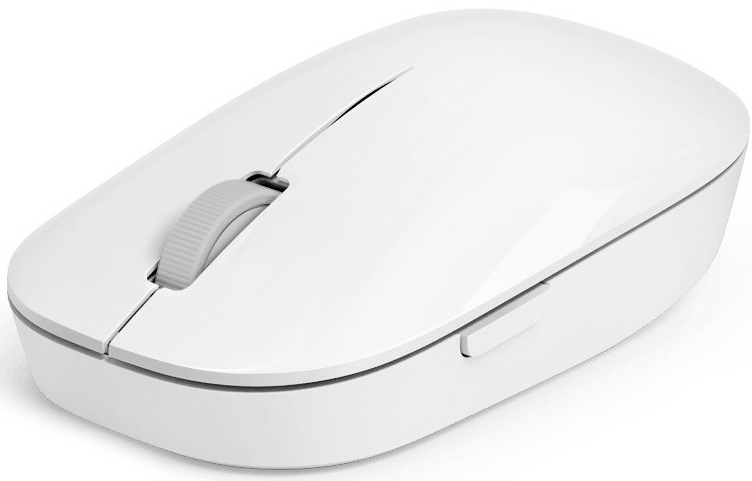 Zakazat.ru: Xiaomi Mi Wireless Mouse WSB01TM, White мышь беспроводная