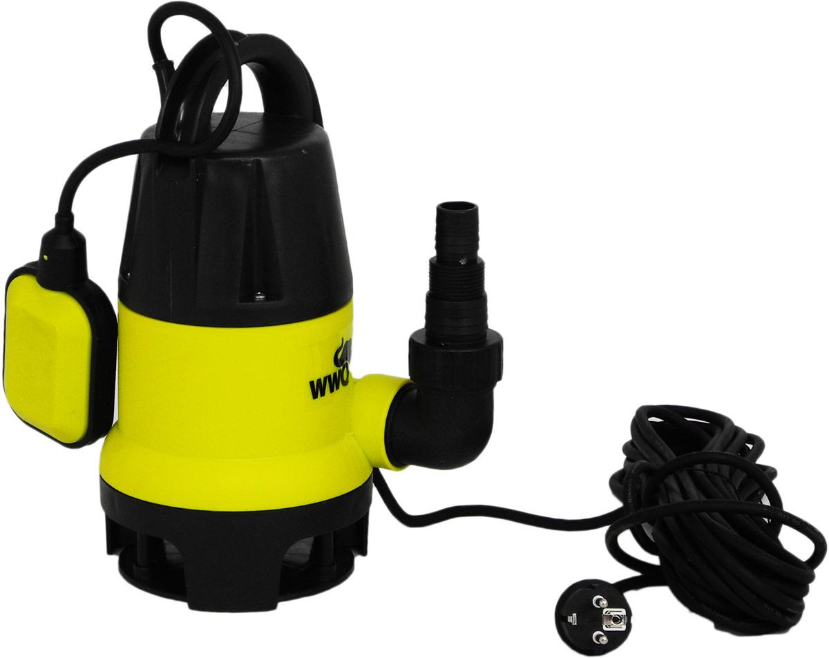 Насос дренажный WWQ NF-380 насос дренажно канализационный wwq nb 1500