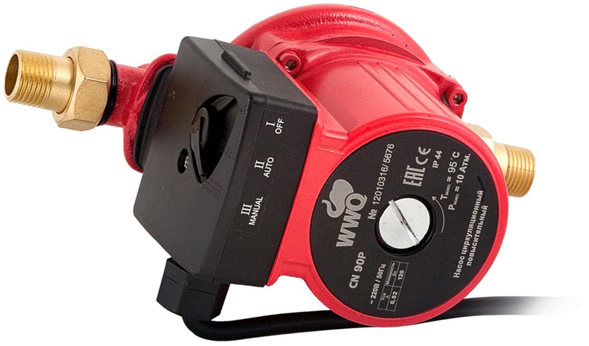 Циркуляционный насос WWQ серии СN Pпредназначены для автоматического повышения давления воды в системах холодного и горячего водоснабжения дома. Насос обеспечивает стабильную работу сантехнических приборов, требовательных к величине давления воды. Насосы имеют два режима работы: ручной (MANUAL) и автоматический (AUTO) и требуют напряжения в сети 220В/50Гц.