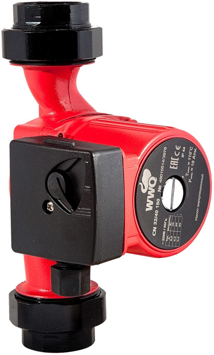 Циркуляционный насос для отопления WWQ CN32/40-180 насос дренажно канализационный wwq nb 1500