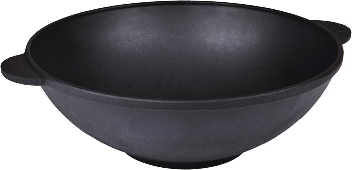 """Совершенные пропорции геометрических параметров, производимой посуды, а именно: толщина стенок – 3,5 мм, толщина дна – 4,5 мм и соответствие высоты бурта определенному диаметру, позволяют раскрыть все преимущества чугуна в посуде ТМ """"BRIZOLL"""".Чугун обладает очень высокой теплоемкостью, что делает возможным разогревание до высокой температуры, в отличии от алюминия, который имеет более высокую теплоотдачу и достигнуть таких температур не может. А это нужно когда мы говорим о выпечке блинов или приготовлении на гриле.У чугуна низкая теплопроводность. Чугунная посуда медленно греется и долго сохраняет тепло, распределяемое массивными стенками достаточно равномерно, что позволяет получить, так называемый, эффект «печи». Это особенно ценное качество для блюд, требующих долгого времени приготовления.И вообще посуда из чугуна идеальна для жарения, тушения: овощное рагу, каши, сырное фондю, тушеное мясо в казанках, мясо, рыба, овощи на гриле, блины на сковороде. Не зря повара-профессионалы используют в своей работе именно посуду из чугуна.Чугунная посуда ТМ """"BRIZOLL"""" универсальная, ее можно использовать для газовых, электрических и индукционных плит, а сковороды с цельнолитыми ручками - даже для духовок. Кроме того, посуда ТМ """"BRIZOLL"""", имеет оригинальный дизайн, что делает ее более привлекательной на Вашей кухне!Обратите внимание!!!- Запрещено хранить пищу в чугунной посуде без покрытия.- Запрещено мыть чугунную посуду в посудомоечной машине.- Не рекомендуется использовать агрессивные моющие средства и абразивные щетки для мойки посуды."""