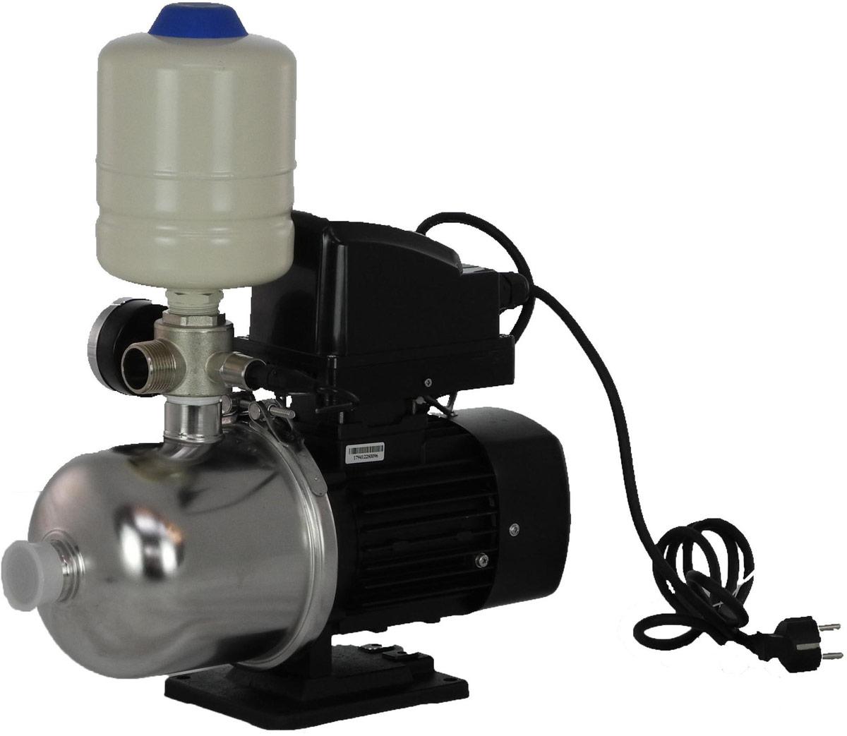 Бытовая насосная станция WWQ серии NS*E предназначена для подачи чистой пресной воды из колодцев, скважин, открытых водоемов. Данное оборудование применяется для автономного водоснабжения жилых домов, коттеджей дач и других объектов. Благодаря тому, что данная насосная станция оснащена электронным частотным преобразователем, станция обеспечивает постоянное давление в системе водоснабжения независимо от количества точек водозабор. Также за счет плавного пуска прибора осуществляется значительное энергосбережение (до 50%) и значительное повышение рабочего ресурса электродвигателя. Она требует напряжения в сети 220В/50Гц и имеет встроенную термозащиту.