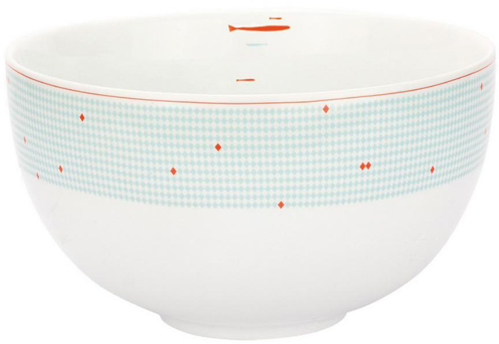 Столовая посуда из фарфора, изготовленного на основе фарфоровой массы из Лиможа. Отличное качество, краски рисунка сохраняют яркость даже после длительного использования. В эту коллекцию входит посуда нескольких декоров, гармонично дополняющих друг друга. Их рисунок и цветовая гамма позволяют сервировать стол разной посудой, но в едином стиле.Можно использовать в СВЧ печи и мыть в посудомоечной машине.