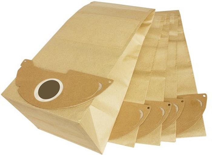 AIR Paper РК-217/5 пылесборники для пылесоса KARCHER, 5 шт karcher 69042570 фильтр для rc 3000 4000 5 шт