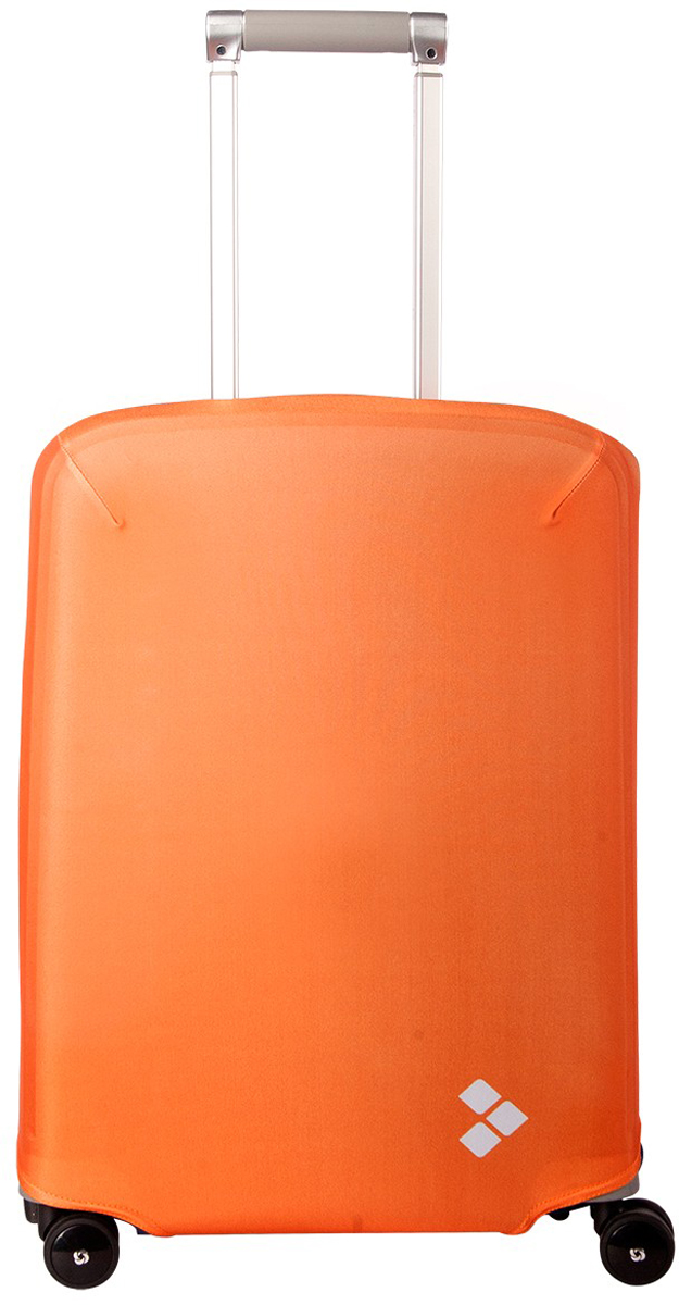 """Чехол для чемодана Routemark """"Just in Orange"""", размер S (50-55 см)"""