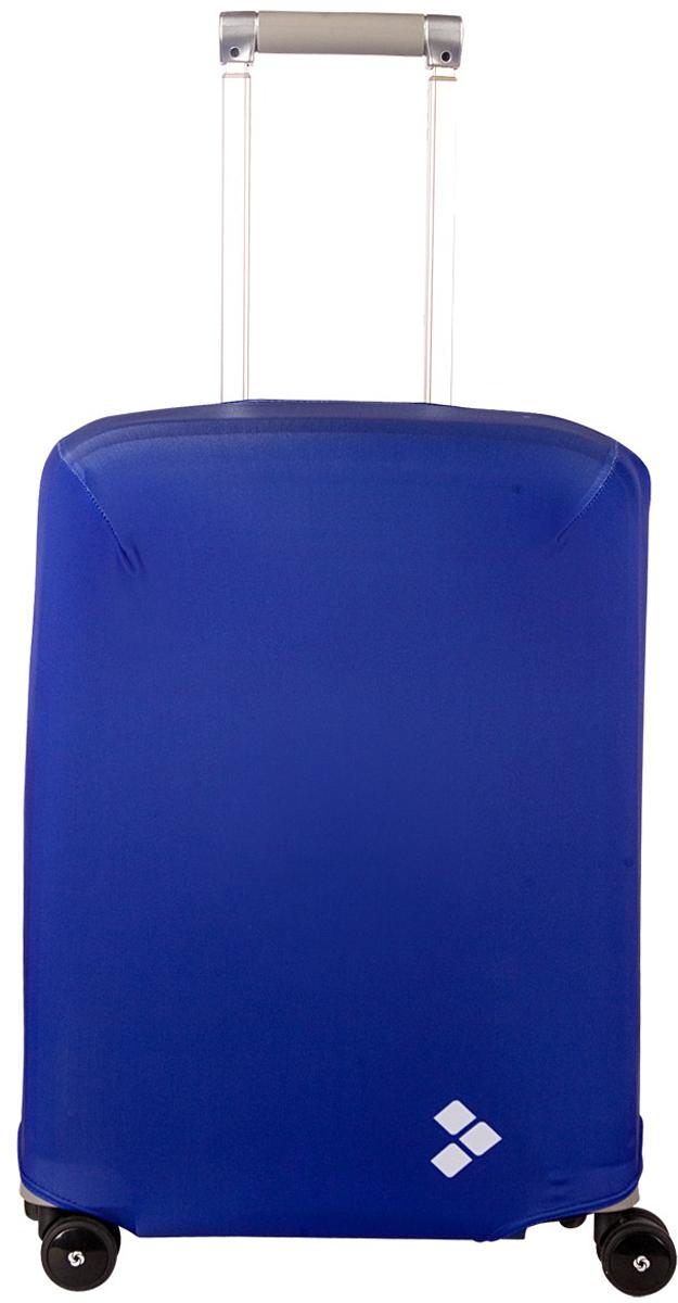 Чехол для чемодана Routemark Dark Blue, размер S (50-55 см)