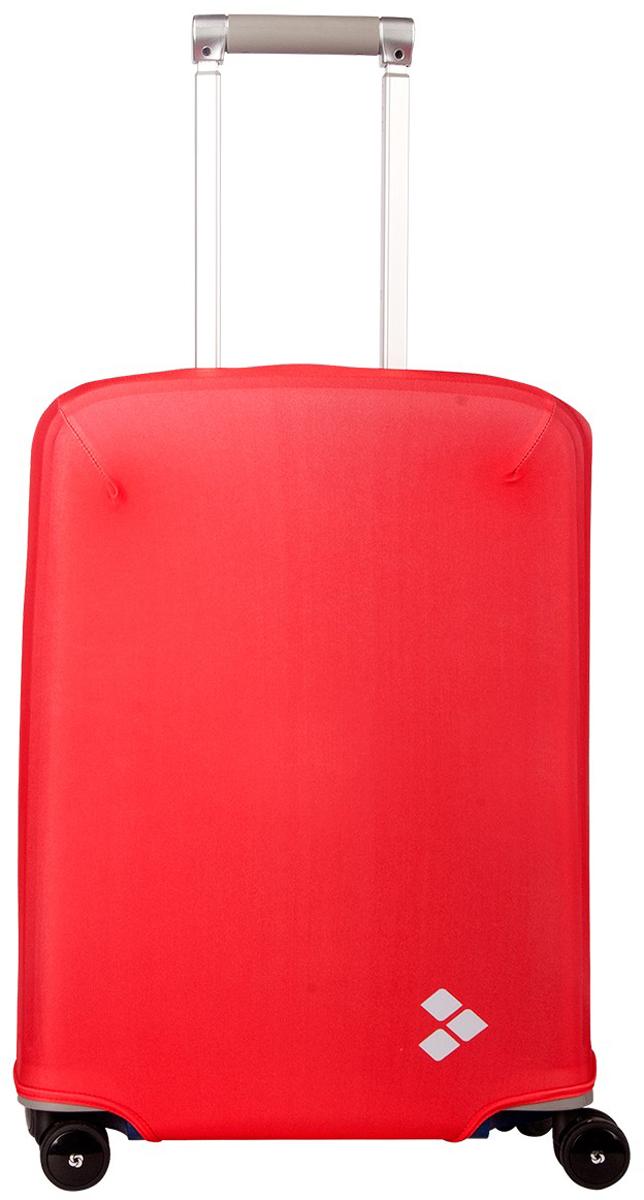 Чехол для чемодана Routemark Just in Red, размер S (50-55 см)