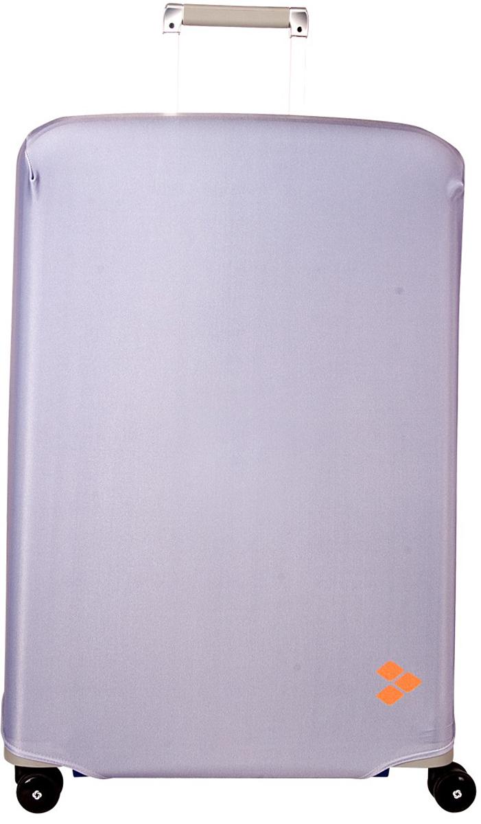 Чехол для чемодана Routemark Just in Grey, размер L/XL (75-85 см)