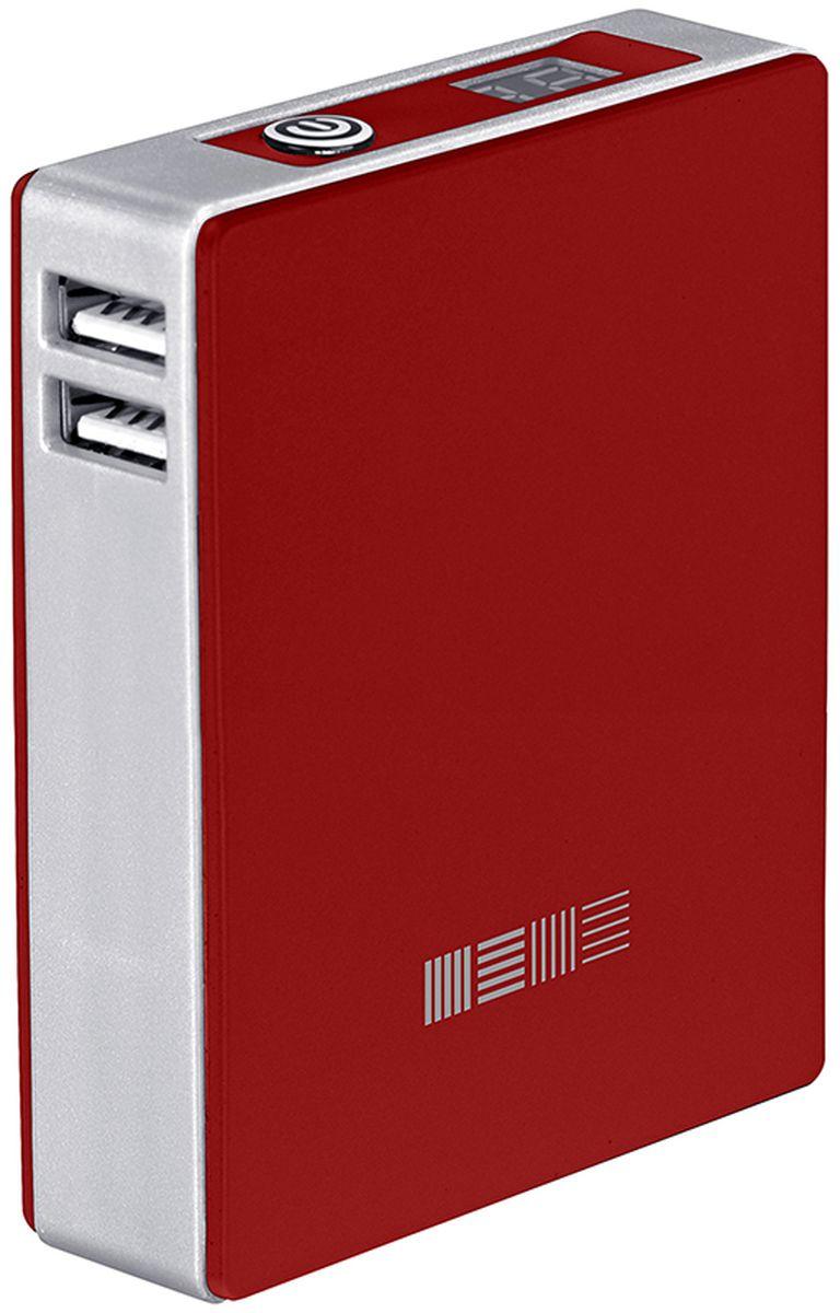 цена на Interstep PB78002U, Red внешний аккумулятор (7 800 мАч)