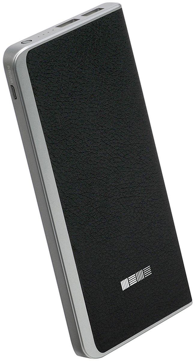 Interstep PB6000, Black внешний аккумулятор (6 000 мАч) IS-AK-PB6000MPB-000B201