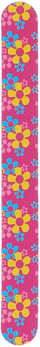 Cute-Cute Пилка маникюрная прямая, цвет: розовый, желтый, 100/180 bomhcs cute women autumn winter 100