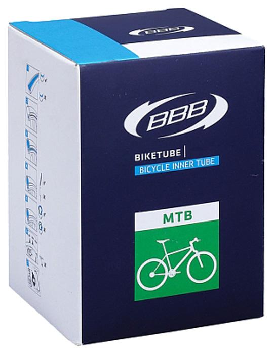 Велокамера BBB, цвет: черный, 24 х 1, 3/8, AV