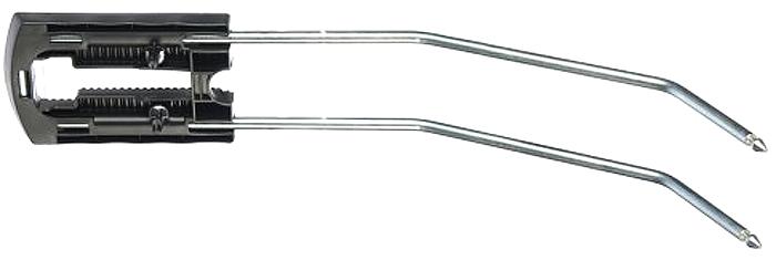 Штанга для велокресла Hamax Extra Bar for Small Frames, цвет: черный, 7029776040150
