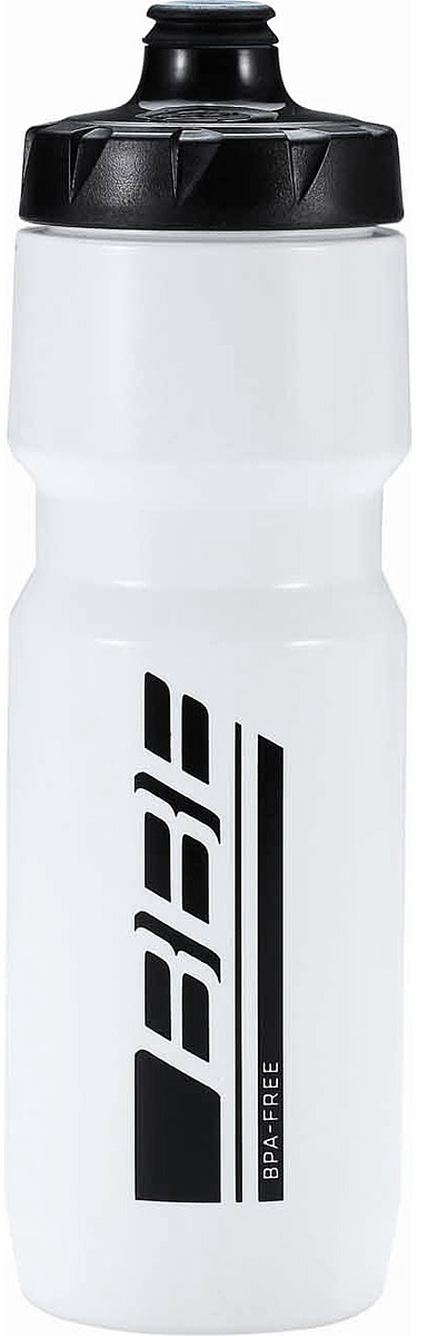 Фляга велосипедная BBB AutoTank XL, цвет: белый, 750 мл аксессуар bbb bbb фляга