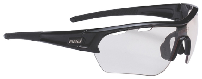 Очки солнцезащитные велосипедные BBB 2018 Select XL PH XL Lens, цвет: черный