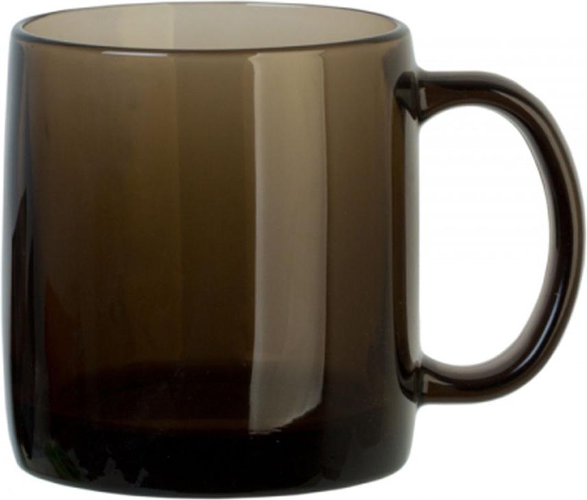 """Кружка Luminarc """"Нордик"""" изготовлена из  упрочненного стекла. Такая кружка прекрасно  подойдет для горячих и холодных напитков. Она  дополнит коллекцию вашей кухонной посуды и  будет служить долгие годы.  Можно использовать в посудомоечной машине и  микроволновой печи.  Объем кружки: 380 мл.  Диаметр кружки (по верхнему краю): 8 см.  Высота стенки кружки: 9,5 см."""
