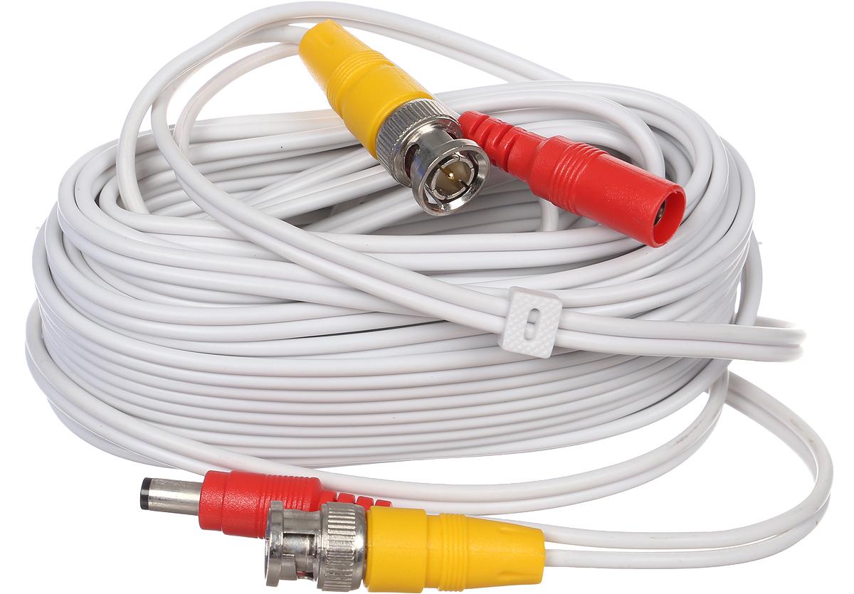 iVue CPVA20-AHD, Black кабель для камер видеонаблюдения (20 м) комплект видеонаблюдения ivue ahd дача 4 2 1 mpx d5004 ahc b2