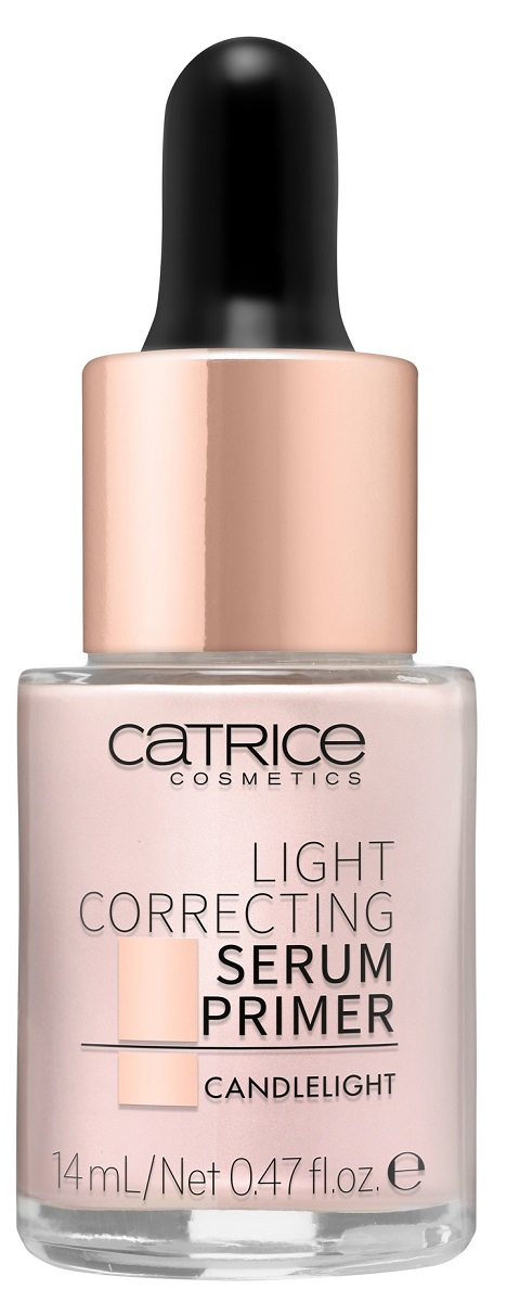 Catrice Праймер-сыворотка 010 Light Correcting Serum Primer, цвет: слоновая кость для глаз catrice the modern matt collection eyeshadow palette 010 цвет 010 the must have matts variant hex name b19f9b