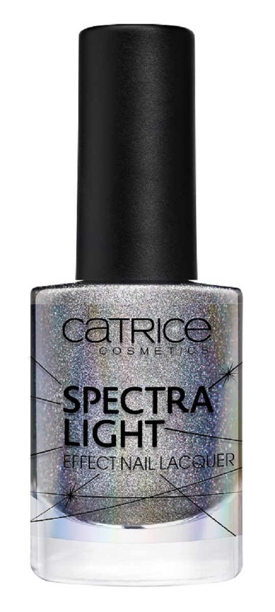Catrice Лак для ногтей Spectra Light Effect Nail Lacquer 05, цвет: хром